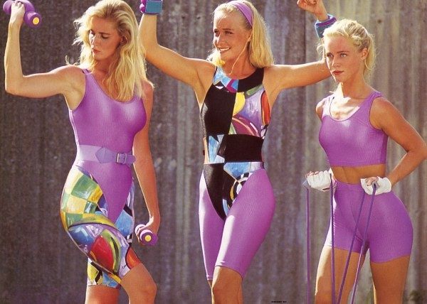 fitness trends of the last six decades spry living