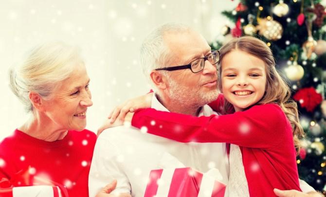 Holiday Grandparents