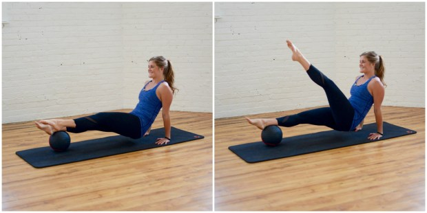 Medicine Ball Core Workouts