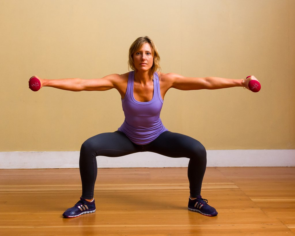 Dumbbell Cardio Workouts To Strengthen While You Burn Fat Spry Living Circuit Tabata Hiit Pinterest