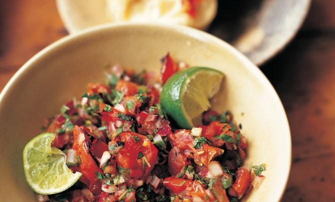 Hot Tomato Salsa