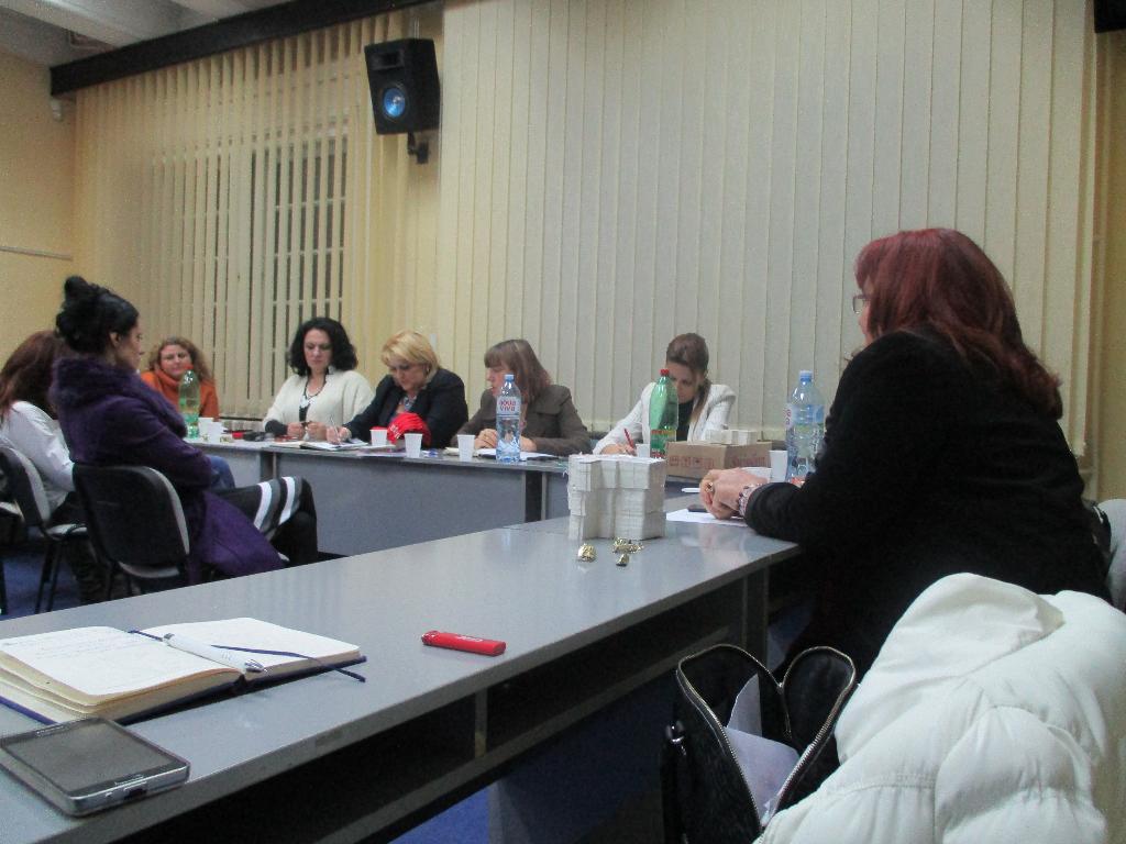 Председништво форума жена СПС