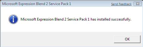 Blend 2 Service Pack 1