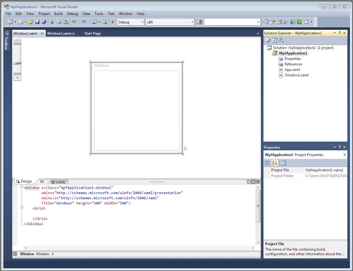Xin Link Visual Studio