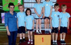 Więcej o: III Międzygminna Olimpiada Sportowa Przedszkolaków w Powierciu