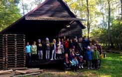 Więcej o: Wizyta w lesie