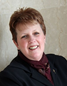 Debbie Dillow, assistant director of Providence Associates