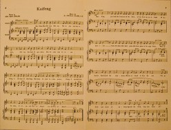 "Sister Cecilia Clare Bocard (RIP) composed this musical arrangement titled, ""Kaifeng."""