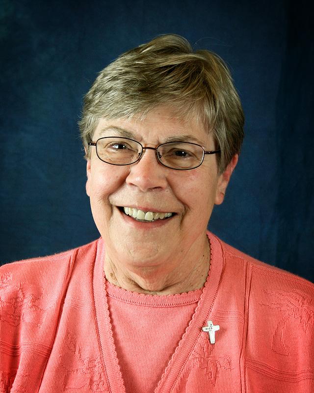 Sister Rose Ann Eaton 2011