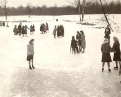 Skating at Ladywood School, Indianapolis