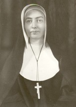 Mother Marie Gratia Luking entered the Sisters of Providence Sept. 5, 1906. She was born Josephine Luking in 1885 in Connorsville, Ind. She died Oct. 29, 1964, and was buried in Taiwan.
