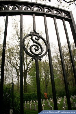 Convent Cemetery Gate 2