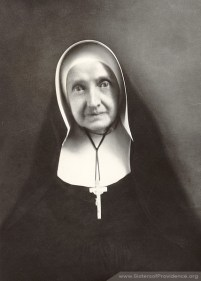Mother Mary Ephrem was general superior of the Sisters of Providence from 1874-1883.