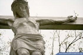 SP Convent Cemetery-crucifix
