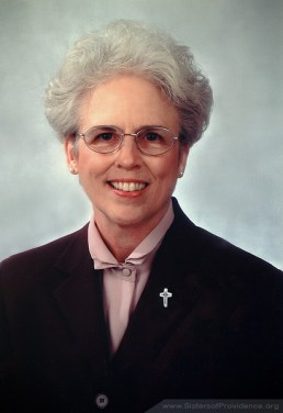 Sister Ann Margaret O'Hara was superior general of the Sisters of Providence from 2001-2006.