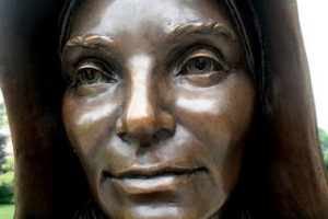 Saint Mother Theodore Guerin is one of blog author and Providence Associate Lori Strawn's go-to saint friends.
