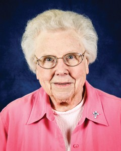 Sister Bernice Kuper today
