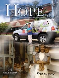 HOPE fall 2013 cover
