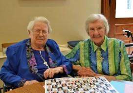 Sister Jane Bodine and Sister Mary Ann Lechner