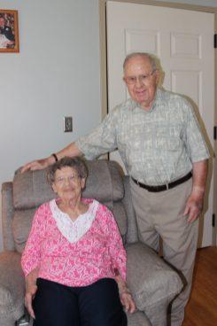 Ruth Ashley and Cornelius Ashley