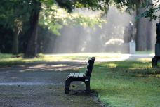 Have a seat and enjoy the beauty of God's creation.
