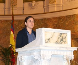 Postulant Emily TeKolste, the newest addition to the Congregation, shares her hope in the legacy of Saint Mother Theodore Guerin during the 176th year of the Congregation. Emily blogs at solongstatusquoblog.wordpress.com