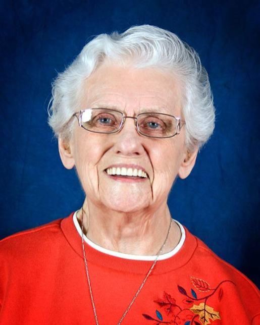 Sister Anne Krause 2011