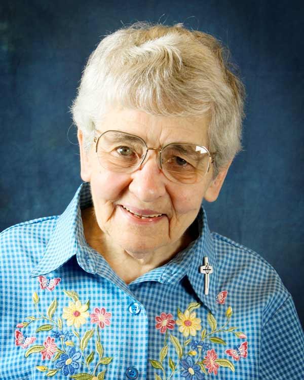 Sister Rose Marita Riordan
