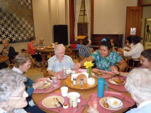 Native event Sister Editha 019