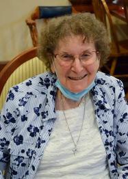 Sister Dorothy Gartland (formerly Sister Margaret Eugene)
