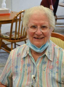Sister Joan Mary Schaefer