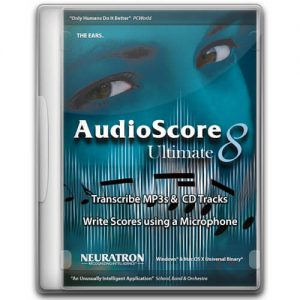 AudioScore Ultimate 8 crack