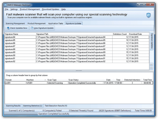 EMCO Malware Destroyer 8.2.25.1140 Crack