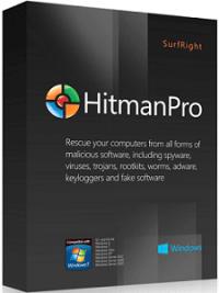 HitmanPro 3.8.0 Build 292 Crack