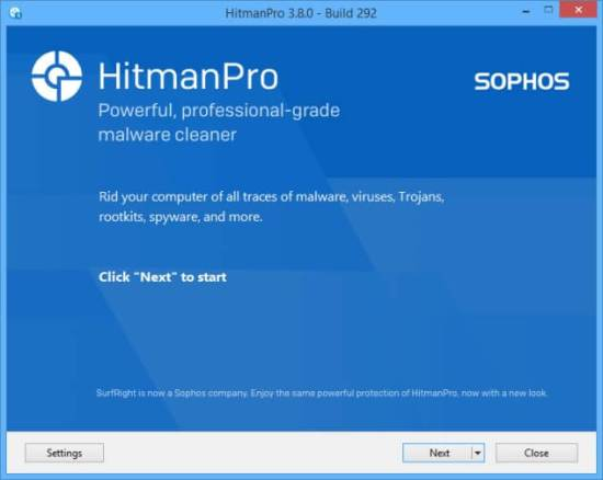 HitmanPro 3.8.0 Build 292 Crack