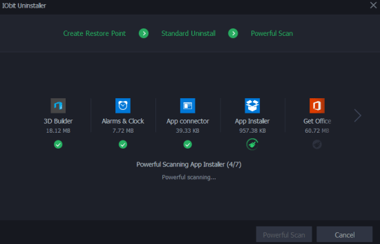 IObit Uninstaller Pro 7.3.0 Crack