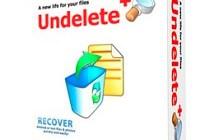Undelete Plus 3.0.8.216 Crack