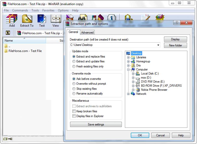 WinRAR 5.50 Crack