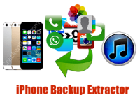iPhone Backup Extractor 7.5.13