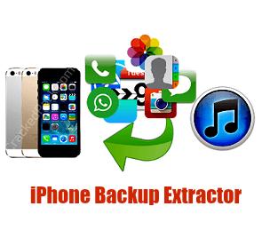 iPhone Backup Extractor 7.5.13