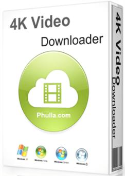 4K Video Downloader 4.4.6 Key Crack