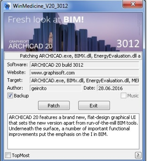 ARCHICAD 21 Cracked