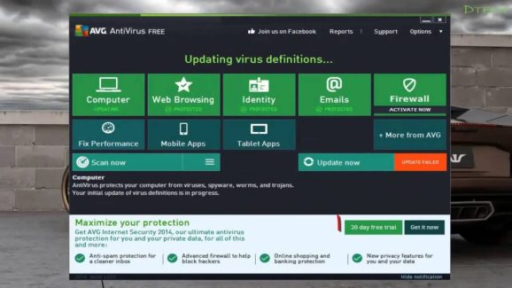 AVG AntiVirus 18 Crack