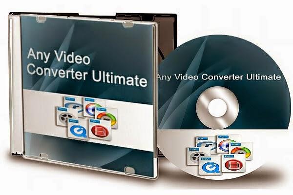 Any Video Converter 6.2.3 Crack