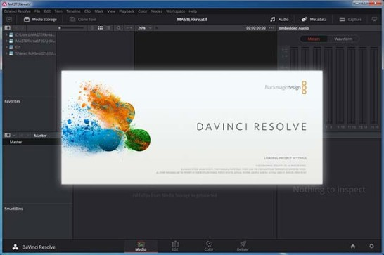 DaVinci Resolve Studio 14.1.1 Crack