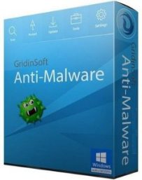 GridinSoft Anti-Malware 3.2.33 Crack
