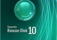 Kaspersky Rescue Disk 10.0.32.17 Crack
