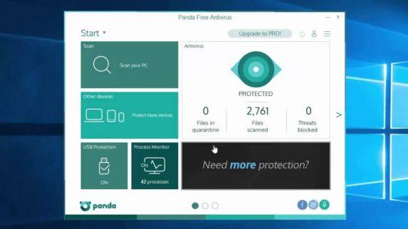Panda Free Antivirus 18.05.0 Crack