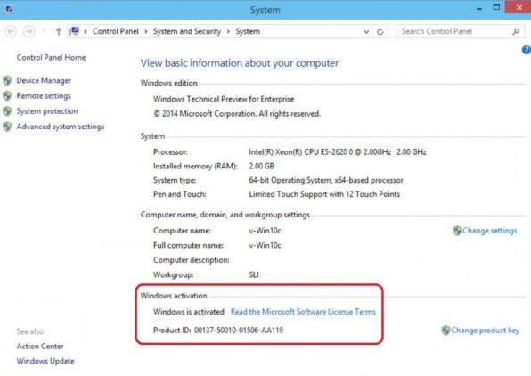 Windows 10 Product Key & Activator Crack