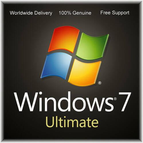 Windows 7 Ultimate Product Key Generator